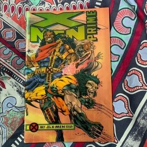 X-Men comic marvel
